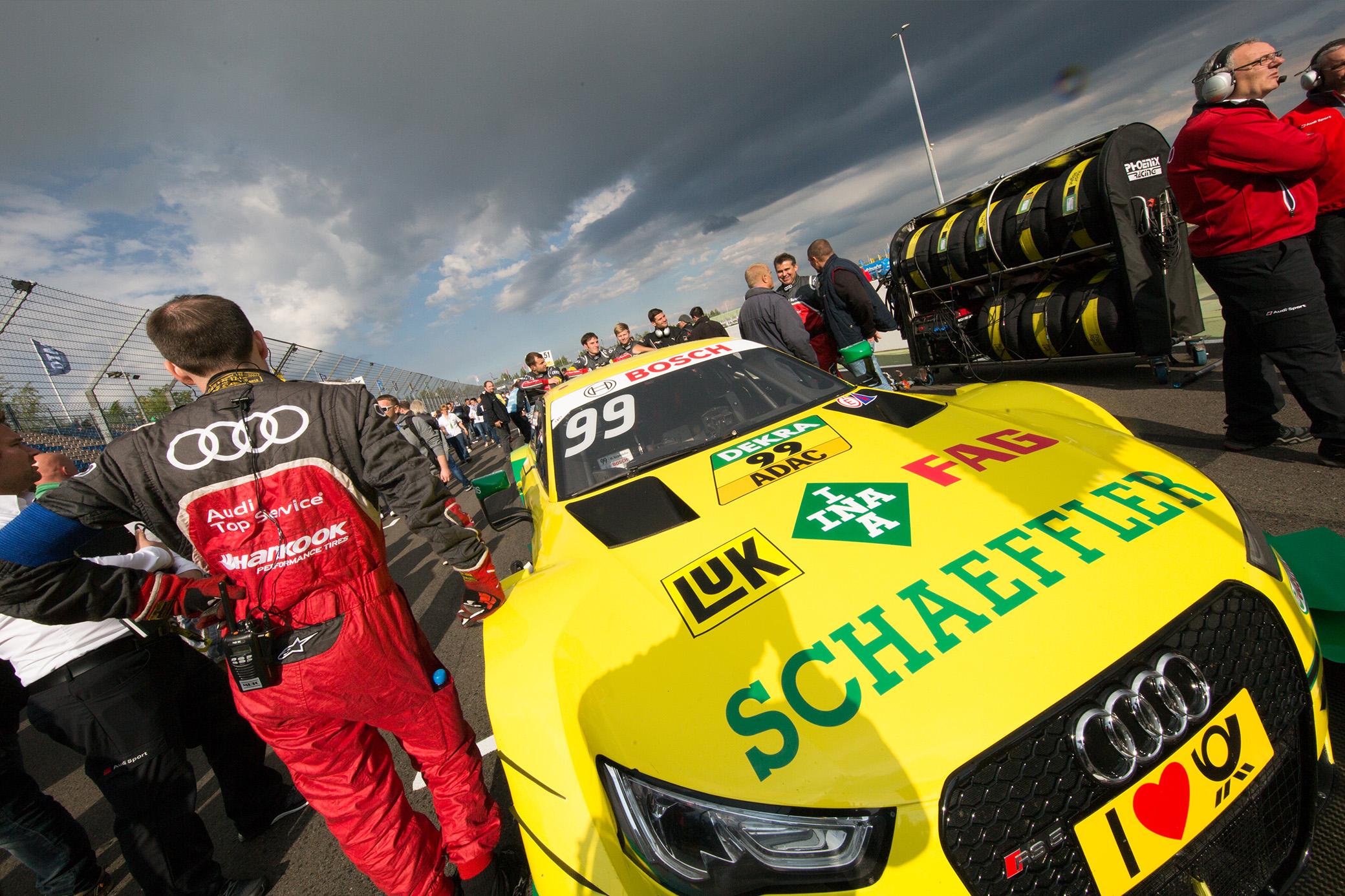 Sportfotografie Motorsport